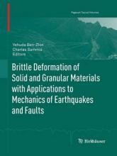 Brittle Deformation of Solid and Granular Materials with Applications to Mechanics of Earthquakes and Faults