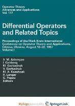 Differential Operators and Related Topics