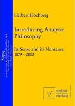 Introducing Analytic Philosophy