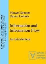 Information and Information Flow