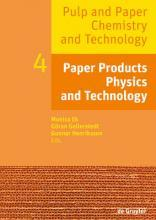 Paper Products Physics and Technology