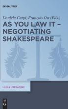 As You Law It - Negotiating Shakespeare