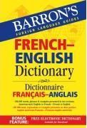 Barron's French - English Dictionary