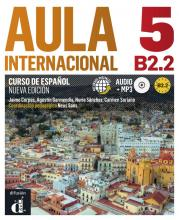 Aula internacional 5. Libro del alumno + Audio-CD (mp3). Nueva edición