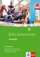 Découvertes 5. Passerelle. Klett Sprachtrainer. CD-ROM für Windows 98SE/ME/XP/NT/2000