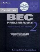 Cambridge BEC Preliminary 2. Students Book with answers, with CD