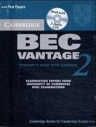 Cambridge BEC Vantage 2. Students Book with answers, with CD