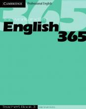 English 365. Teacher's Book