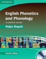 English Phonetics and Phonology Fourth Edition