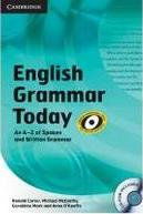 English Grammar Today / Pack (Book with CD-ROM and Workbook)
