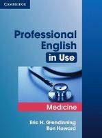 Professional English in Use Medicine