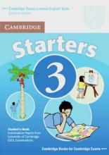 Cambridge Young Leaners English Tests. Starters 3. Student's Book