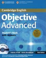 Objective CAE  - Third Edition / Self-study Pack (Student's Book with answers with Audio CDs with CD-ROM)