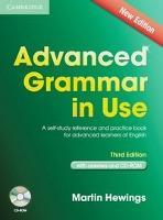 Advanced Grammar in Use. Edition with answers and CD-ROM