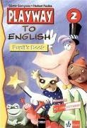 Playway to English 2. Pupils Book mit CD-ROM