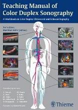 Teaching Manual of Color Duplex Sonography: A Workbook on Color Duplex Ultrasound and Echocardiography