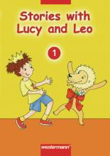 Stories with Lucy and Leo. Lesebox