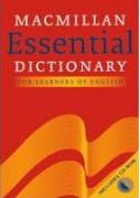 Macmillan Essential Dictionary for Learners of English. Britisches Englisch. Inkl. CD-ROM