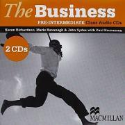 The Business Pre-Intermediate. 2 Audio-CD's