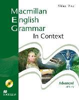 Macmillan English Grammar in Context. Advanced, Student's Book with key and CD-ROM