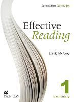 Effective Reading 1. Student's Book