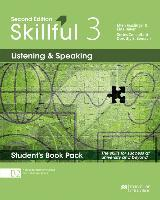 Skillful 2nd edition Level 3 - Listening and Speaking/ Student's Book with Student's Resource Center and Online Workbook