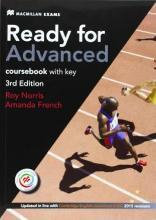 Ready for CAE: Ready for Advanced/Student's Book Package with MPO and Key
