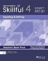 Skillful 2nd edition Level 4 - Reading and Writing/ Teacher's Book with Presentation Kit, Teacher's Resource Centre and Online Workbook