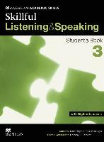 Skillful Level 3. Listening and Speaking. Student's Book with Digibook (ebook with additional practice area and video material)
