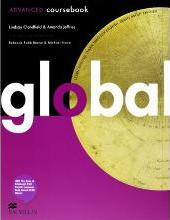 Global Advanced. Package Student's Book and (Print-) Coursebook/Workbook with Audio CD