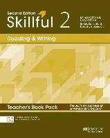 Skillful 2nd edition. Level 2 - Reading and Writing / Teacher's Book with Presentation Kit, Teacher's Resource Centre and Online Workbook