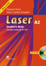 Laser A2. Student's Book + CD-ROM
