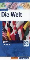 Welt Political with Flags