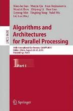 Algorithms and Architectures for Parallel Processing: Part I
