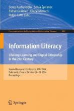 Information Literacy: Lifelong Learning and Digital Citizenship in the 21st Century