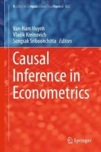 Causal Inference in Econometrics 2016