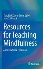 Resources for Teaching Mindfulness 2016