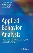 Applied Behavior Analysis 2017