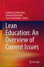 Lean Education: An Overview of Current Issues