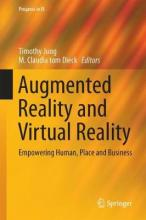 Augmented Reality and Virtual Reality