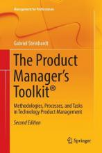 The Product Manager's Toolkit (R)