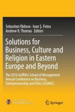 Solutions for Business, Culture and Religion in Eastern Europe and Beyond