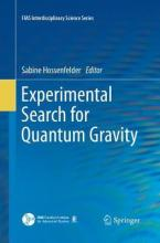 Experimental Search for Quantum Gravity