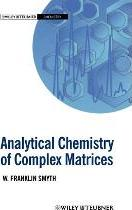 Analytical Chemistry of Complex Matrices