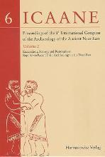 Proceedings of the 6th International Congress of the Archaeology of the Ancient Near East
