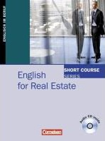 English For Real Estate : Kursbuch by Alice Jovy