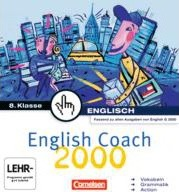 English Coach G 2000 Multimedia. Ausgabe A4 / B4 / D4(GA) / D4(EA). CD-ROM für Windows ab 95