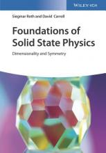 Foundations of Solid State Physics