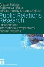 Public Relations Research 2008