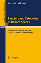 Functors and Categories of Banach Spaces